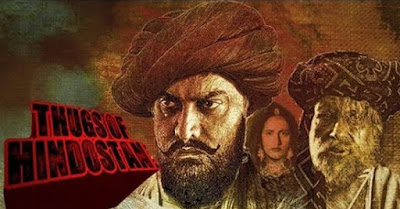 Thugs Of Hindostan First Poster