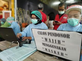 Respon arahan Bupati, PMI Jember Buka Layanan 24 Jam    Tambahan Souvenir bagi pendonor di Bulan Puasa