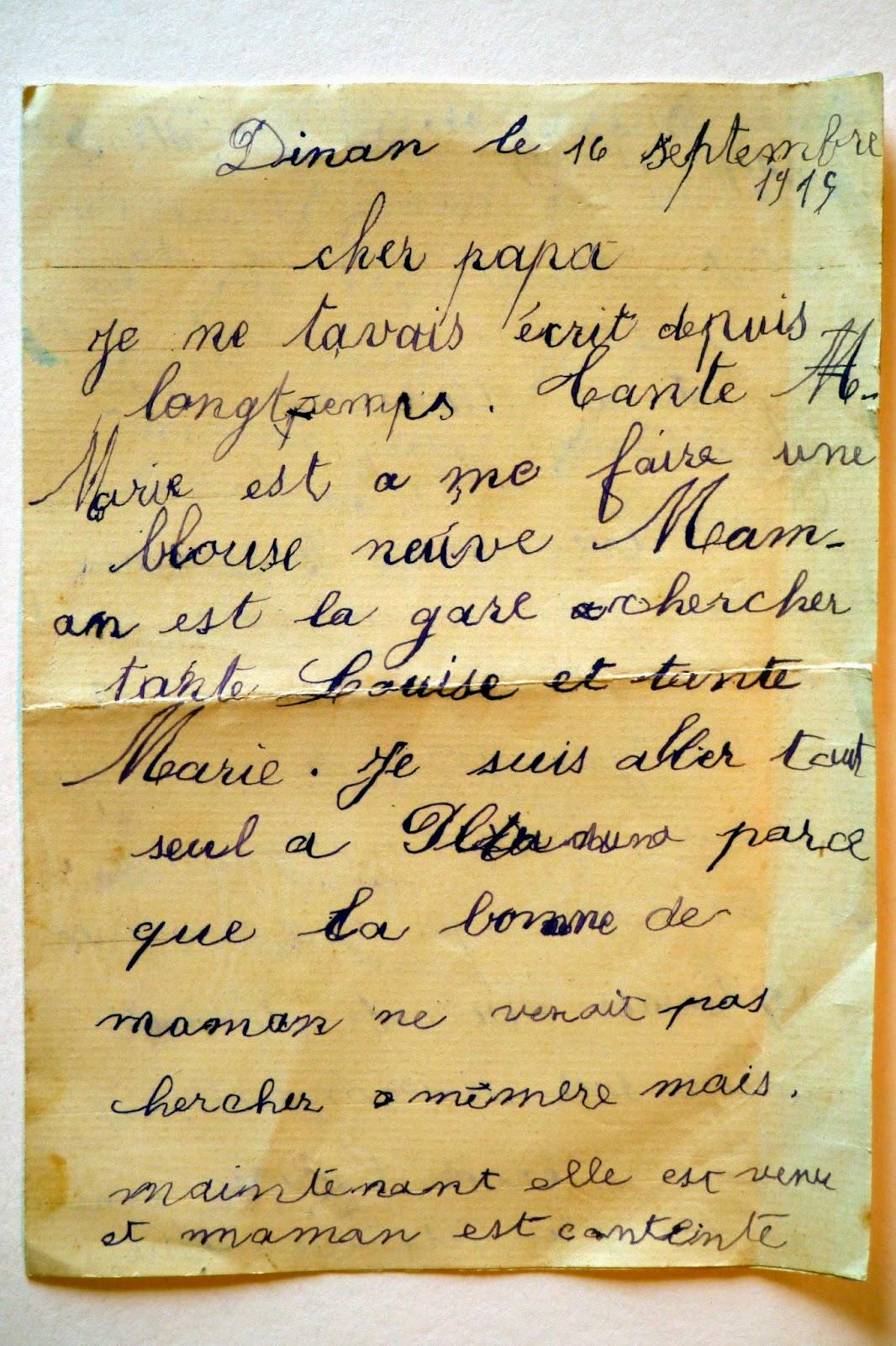 modele de lettre d une mere a son fils Lieutenant Pierre Pillon, instituteur à Dinan, poilu mort en 1917 modele de lettre d une mere a son fils