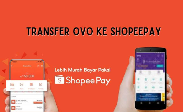Cara Transfer OVO ke Shopeepay, Mudah!