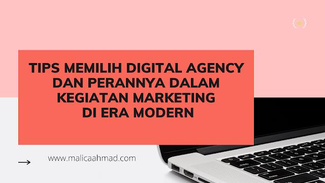 Tips memilih digital agency Jakarta