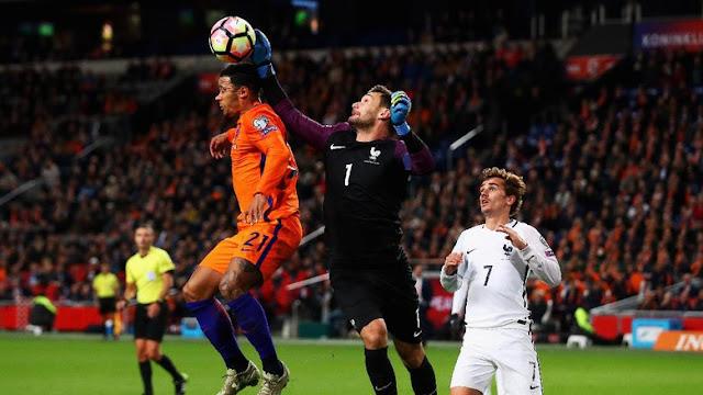Jelang Kualifikasi Piala Dunia 2018: Les Bleus Dilarang Remehkan Belanda