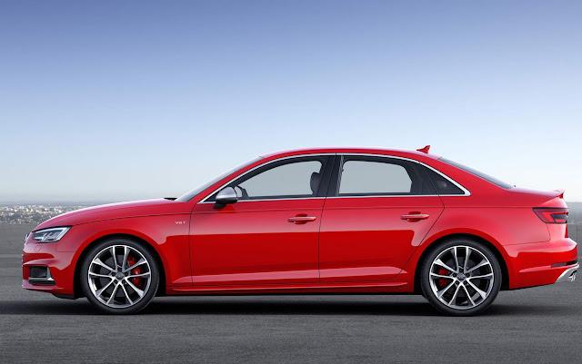 Audi S4 2017 - Brasil