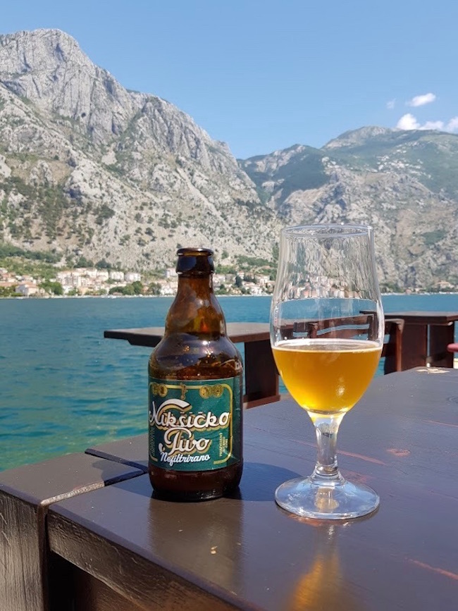 montenegro, matkakertomus, muo, olut, Niksicko