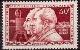 France Auguste and Louis Lumière