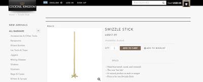 Donde comprar Swizzle Sticks
