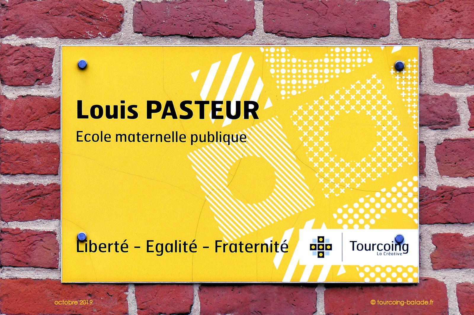 École maternelle publique Pasteur, Tourcoing.