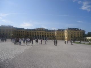 Schönbrunn Palace Vienna Wien Austria Sisi