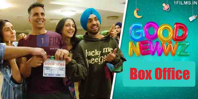 Good Newwz aka Good News Box Office Collection Poster