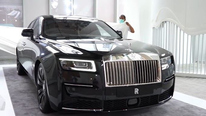 Rolls-Royce Ghost 2021 | Mobil Paling Lengkap dan Mewah !