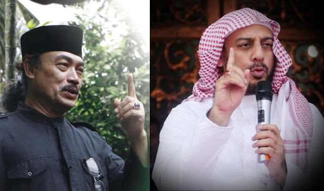 Syekh Ali Jaber Beri Pesan Tajam ke Polisi, Gus Nuril Marah: Jangan Campur Urusan!