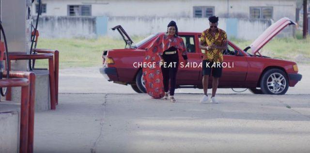 Chege Ft Saida Karoli - Kaitaba Video