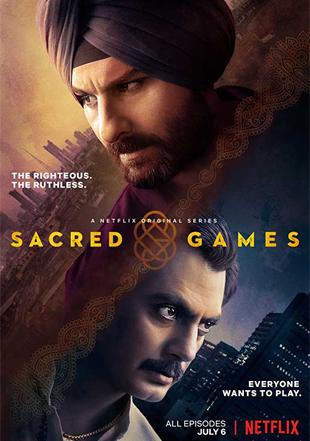 Sacred Games 2018 Complete S01 HDRip 720p Dual Audio In Hindi English ESub