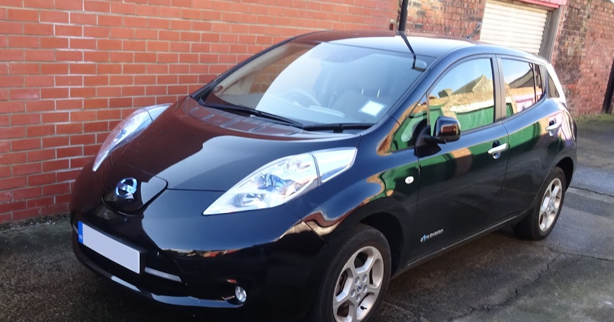 tynemouth software nissan leaf three years on. Black Bedroom Furniture Sets. Home Design Ideas
