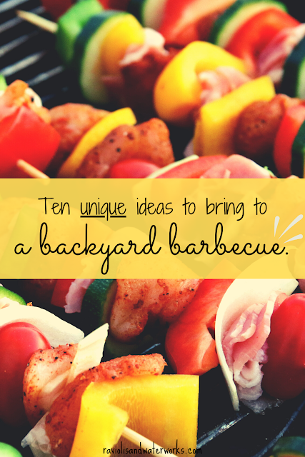 bbq gift; bring to bbq; give to a hostess;