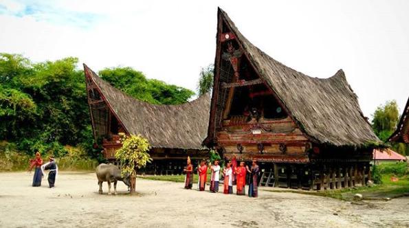 Huta Bolon Simanindo, Mengenal Hal Terkecil dari Kebudayaan Batak