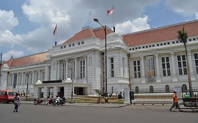 Museum Bank Indonesia Jakarta.