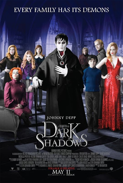 Poster of Dark Shadows 2012 Hindi 720p BRRip Dual Audio Full Movie Download
