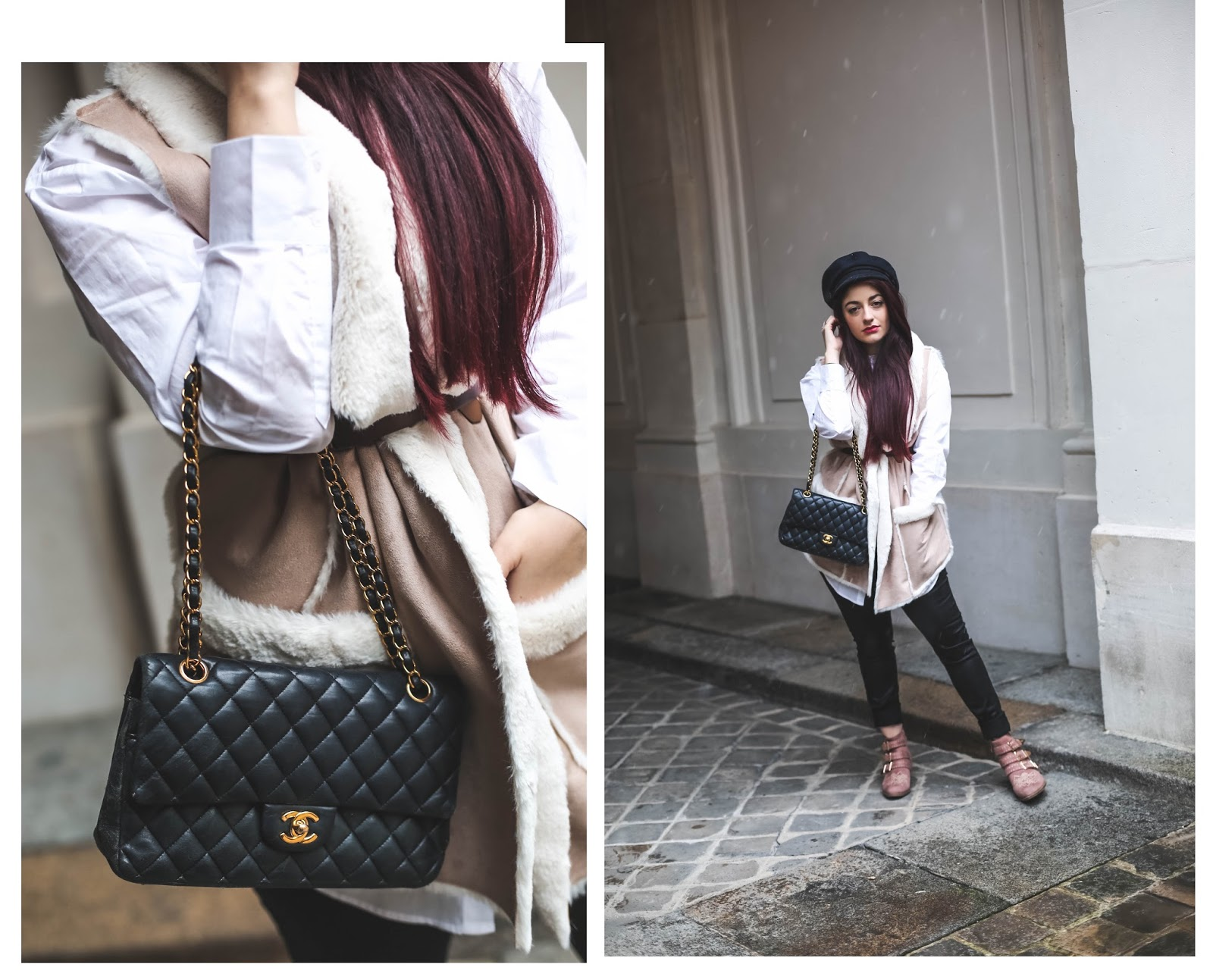 sac timeless Chanel blog mode paris