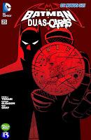 Os Novos 52! Batman e Robin #25