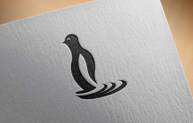 Download Free Penguin Logo for Business