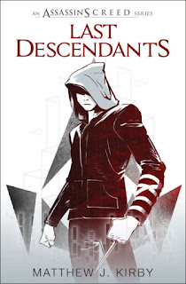 This Week In Videogames – 21/02/2016 assassin's creed Last Descendants book cover