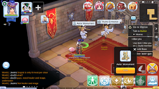 How to open a rune in Ragnarok Mobile Eternal Love