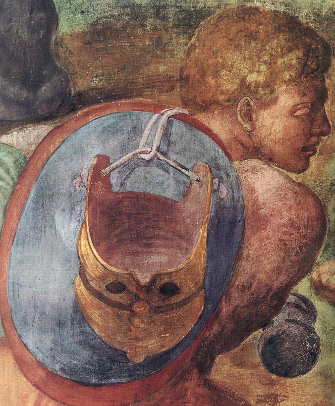 Michelangelo Buonarroti | Affreschi | Cappella Paolina, Vaticano