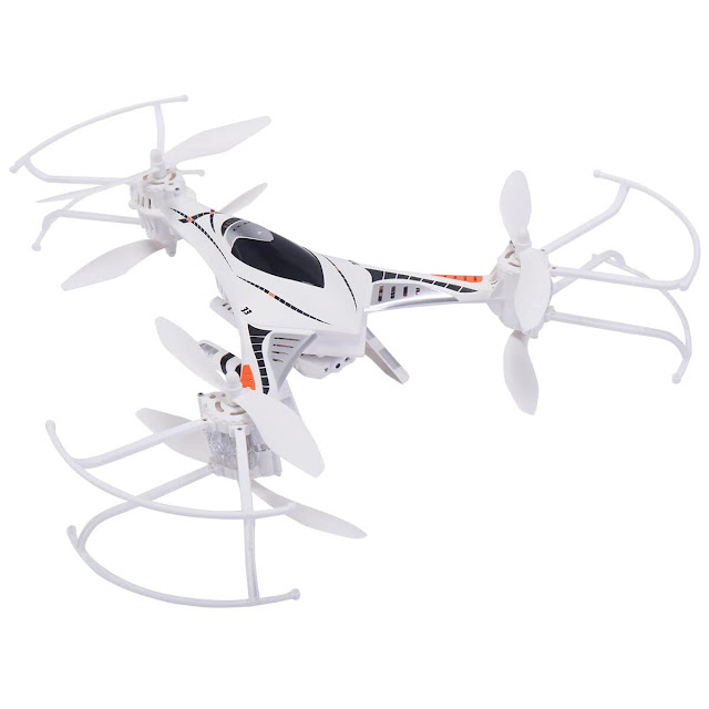 Deal: CX-33S 2.4G 4CH 6-axis Gyro RC WIFI FPV Headless Quadcopter - $108.99