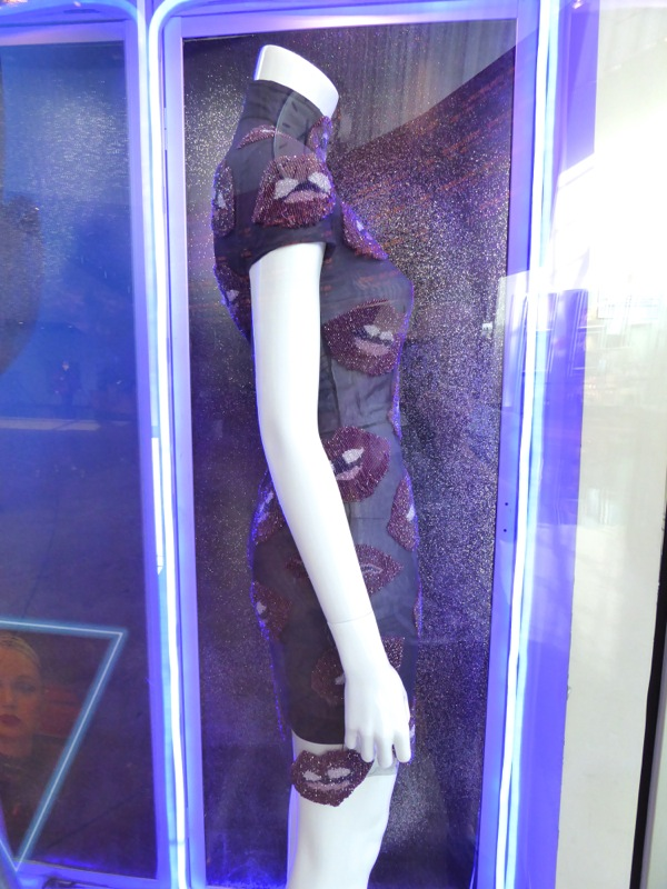 Neon Demon film dress