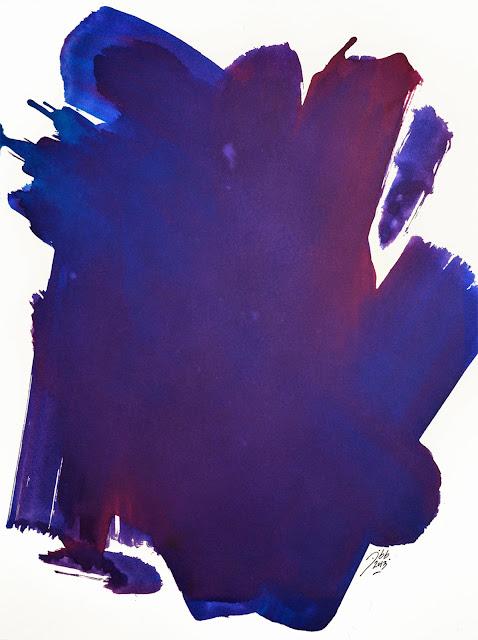 jbb artiste peintre encre papier