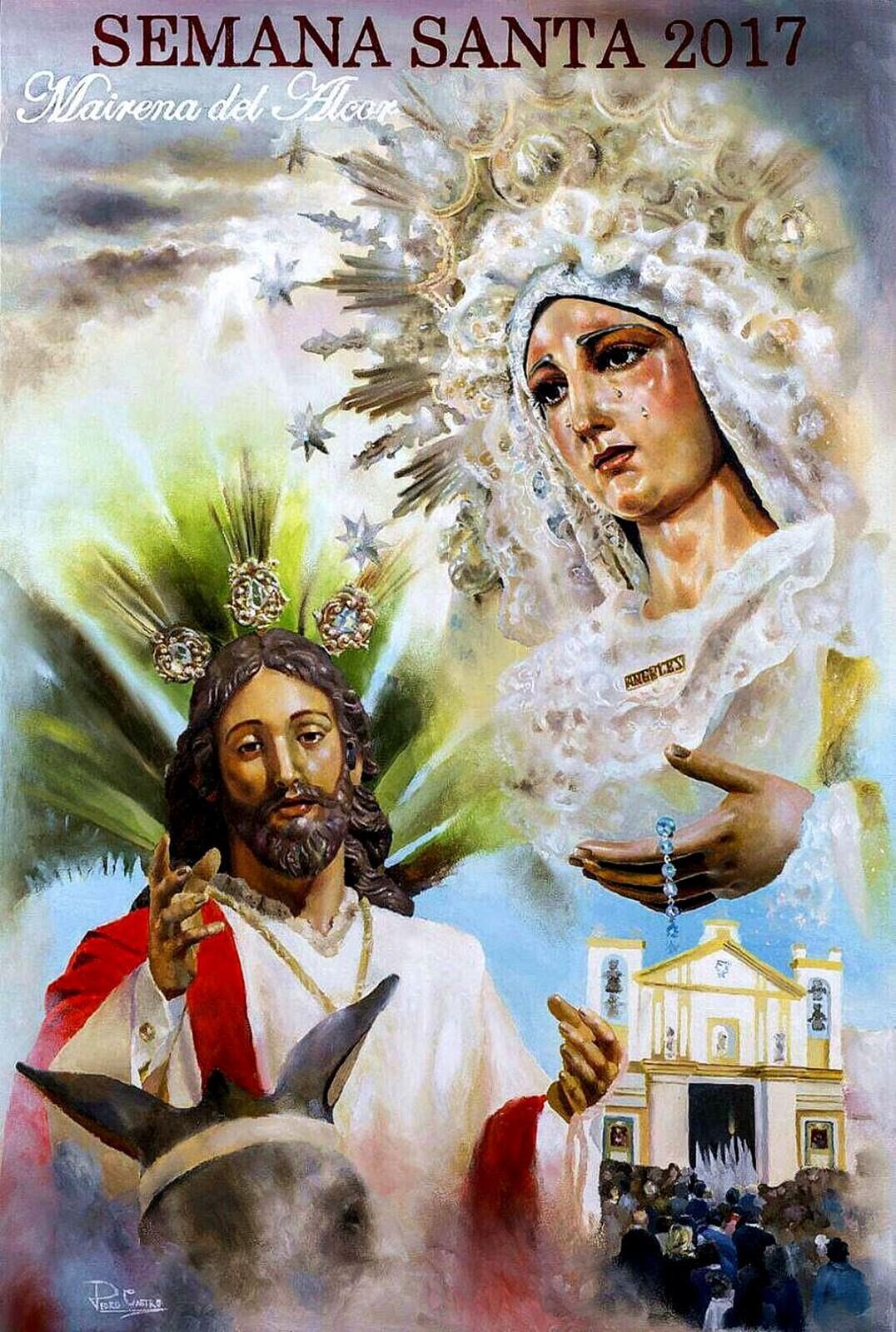 Semana santa 2017 sevilla aznalfarache for Piscina mairena del alcor 2017