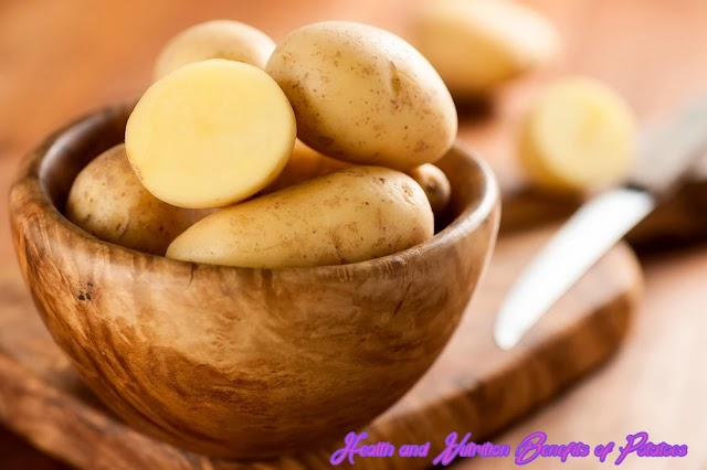 Health and Nutrition Benefits of Potatoes and it's Side Effects
