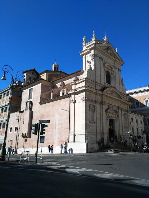 Chiesa di Santa Maria della Vittoria-Roma