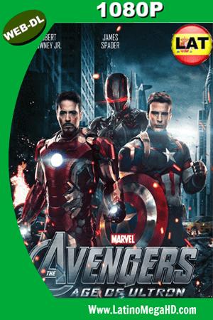 Los Vengadores: La Era de Ultron (2015) Latino  WEB-DL 1080p ()