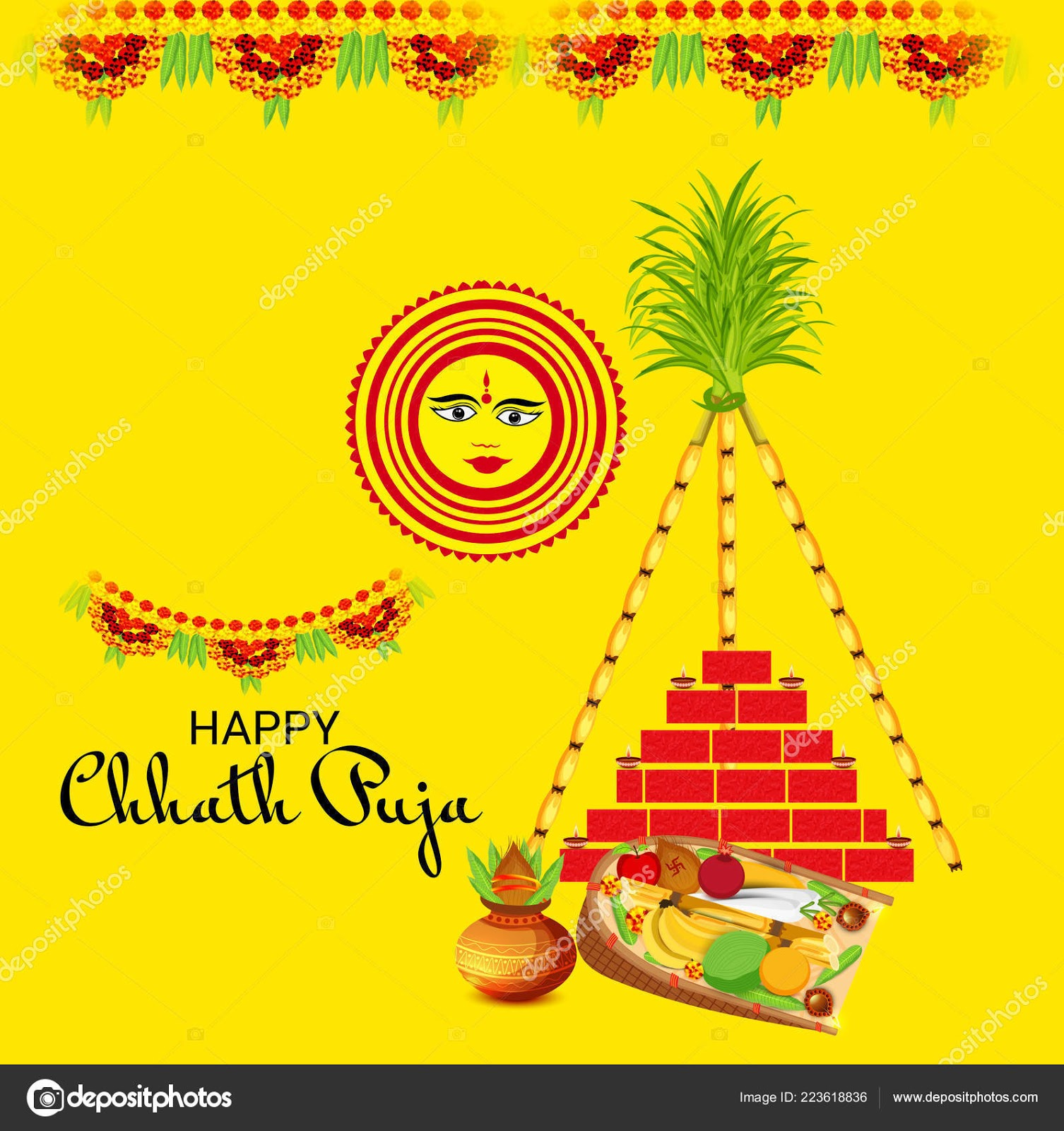 Happy Chhath Puja 2019 Images, Wishes, Messages, Quotes, Cards, Greetings, Pictures, GIFs and Wallpapers