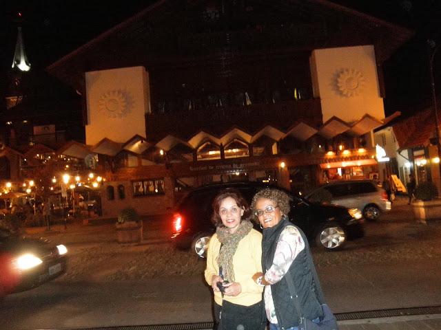 Noite em Gramado RS