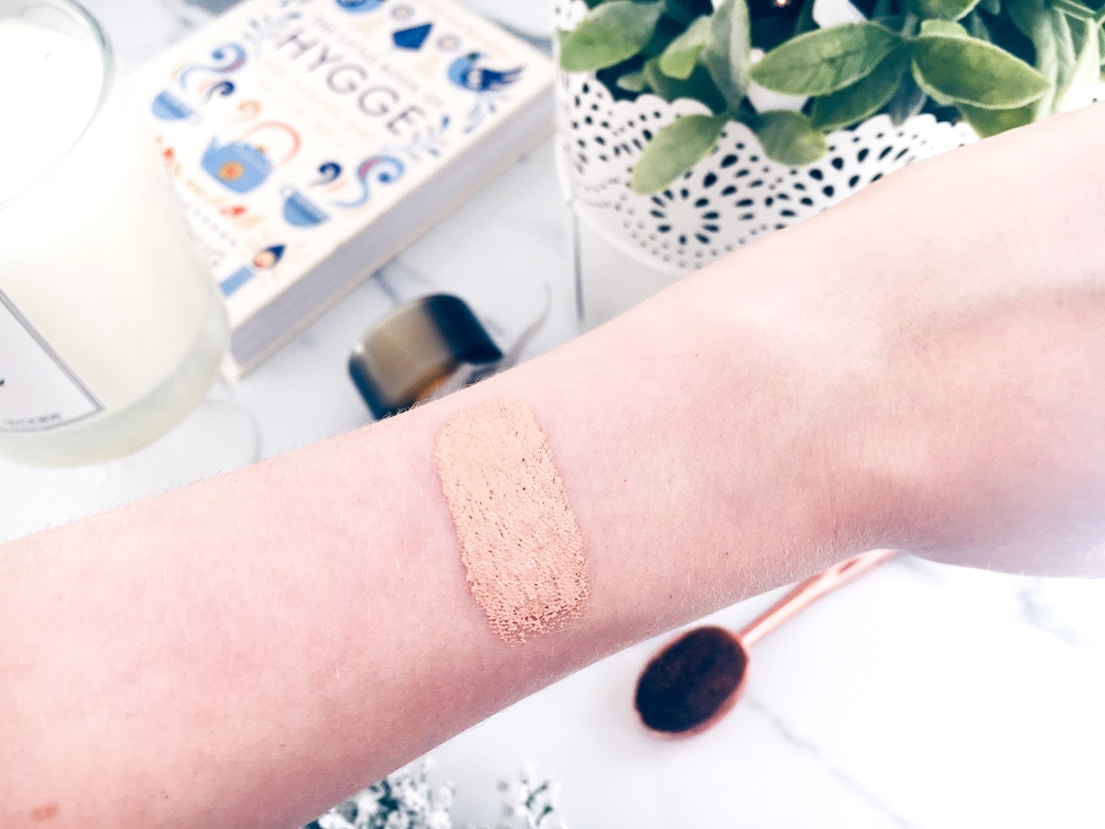 Makeup Revolution Fast Base Foundation Stick Review Swatch