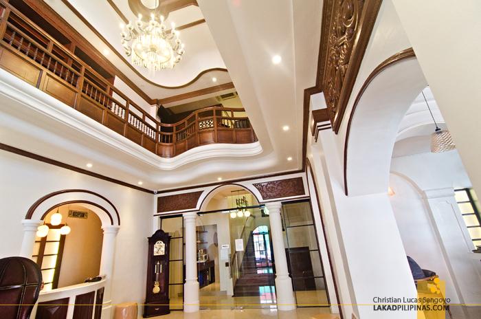 Tambayan Hostel Manila Lobby