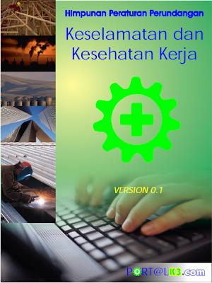 Sampul Kumpulan Perundang-Undangan K3 (Keselamatan dan Kesehatan Kerja) PDF Online Download