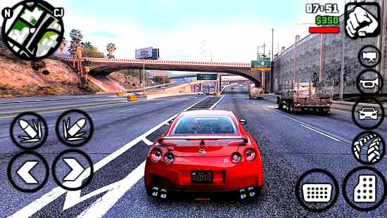 GTA 5 Apk Mod Unlimited For Mobile Device