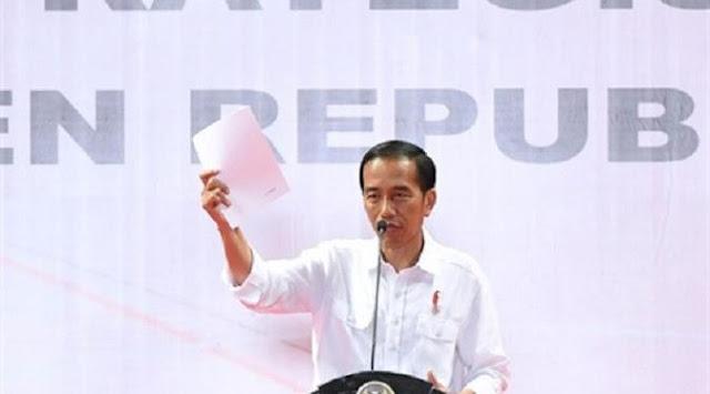 Jokowi Akhirnya Akui Telah Menetapkan Kenaikan Tarif STNK dan BPKB