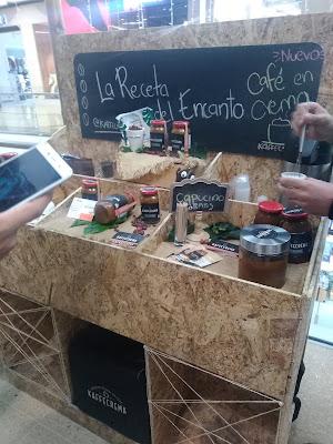 Kaffecrema, crema artesanal de café colombiano