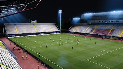 PES 2021 Stadium Slavutych Arena