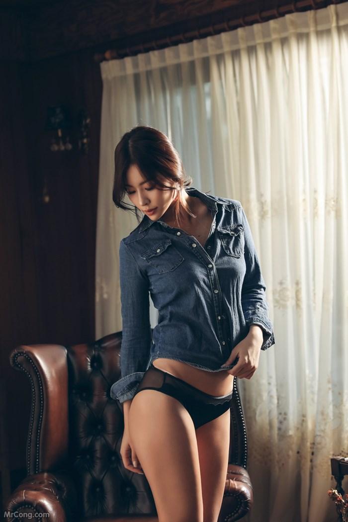 Image Kwon-Soo-Jung-MrCong.com-032 in post Người đẹp Kwon Soo Jung đầy mê hoặc trong bộ sưu tập nội y (134 ảnh)