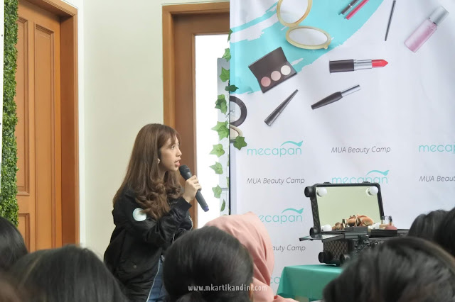 Beauty Demo Flawless Makeup Ludovica Jessica Mecapan
