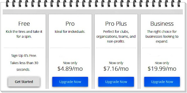 webstarts pricing