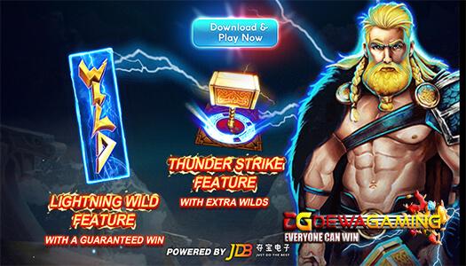JDB Gaming Mjoinir