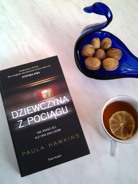 Paula Hawkins - Dziewczyna z pociągu