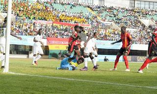 موعد مباراة غانا وأوغندا اليوم السبت 7-10-2017 والقنوات الناقلة في تصفيات كأس العالم